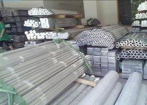 铝型材表面损伤原因与解决办法