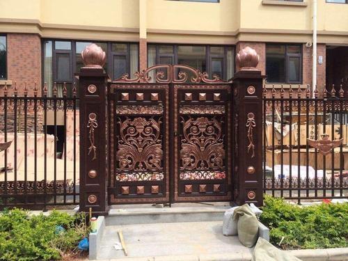 别墅庭院门拥有着哪些自身优势